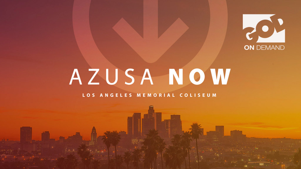 Azusa Now Conference 2016