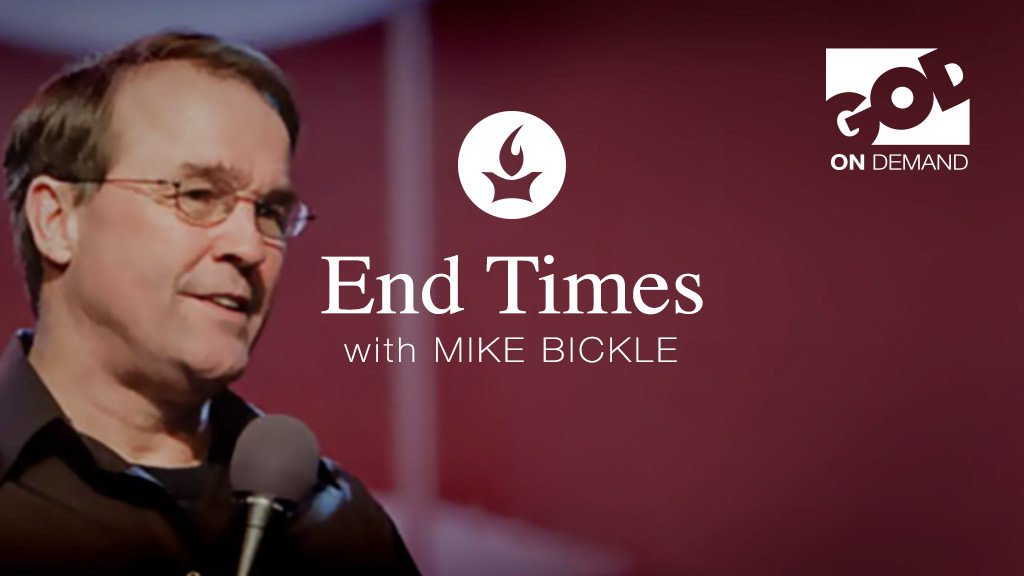 IHOPKC End Times with Mike Bickle