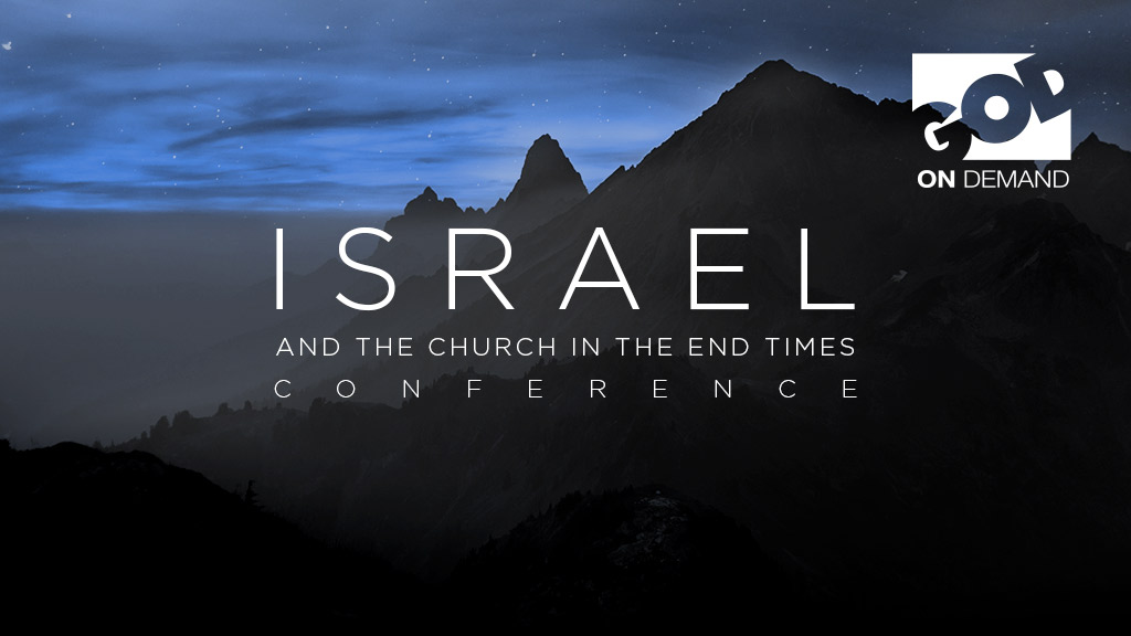 IHOPKC Israel & the Church in the End Times
