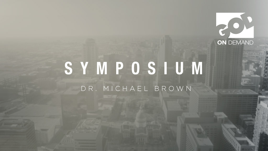 IHOPKC Michael Brown Symposium