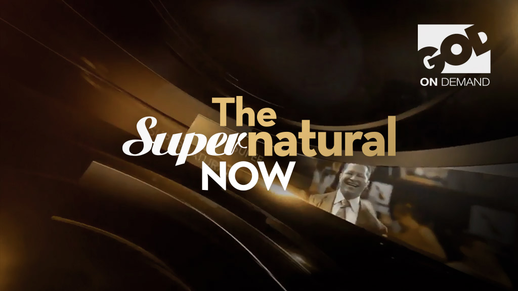 The Supernatural Now