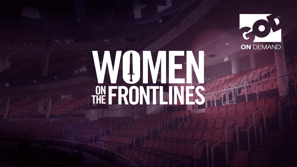 Patricia King's Women on the Frontlines