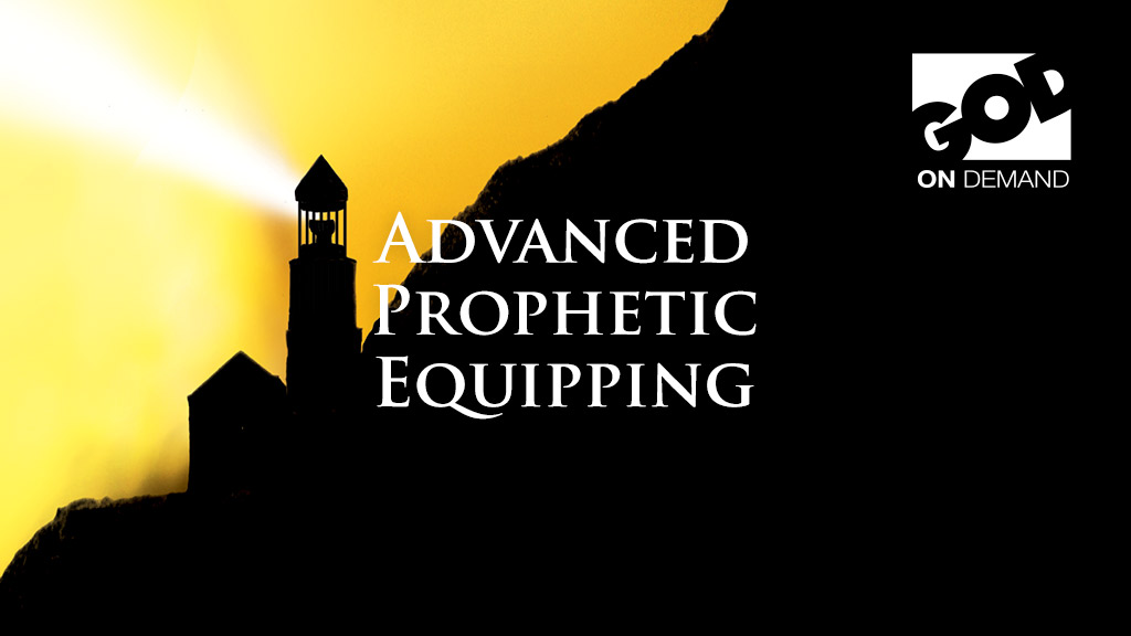 MorningStar Advanced Prophetic Equipping Conference