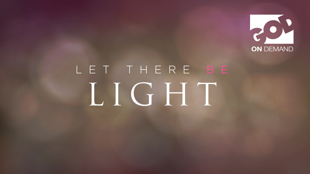 Patricia King's Let There Be Light