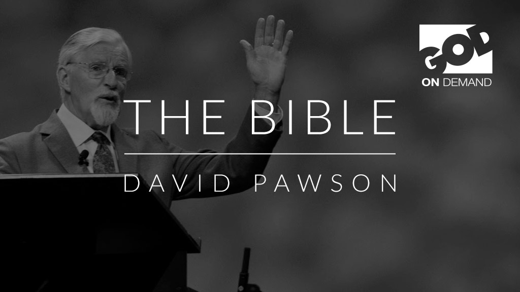 The Bible - David Pawson