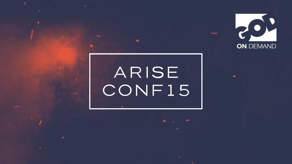 Arise Conference 2015 - Horizon