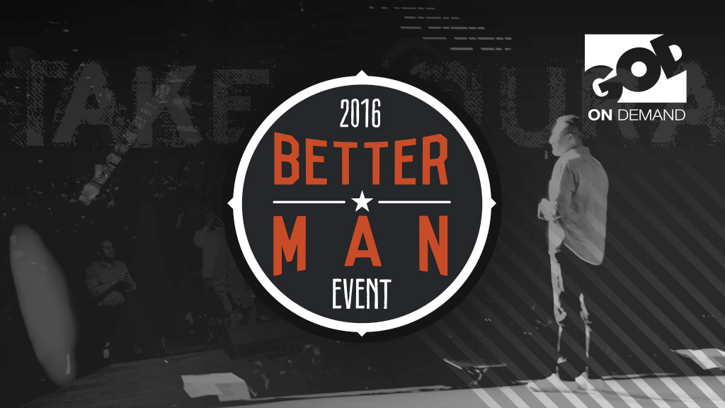Better Man Event 2016