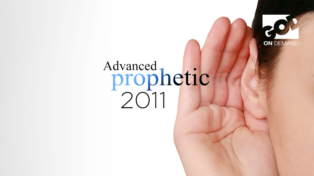Morning Star Advanced Prophetic Conference 2011