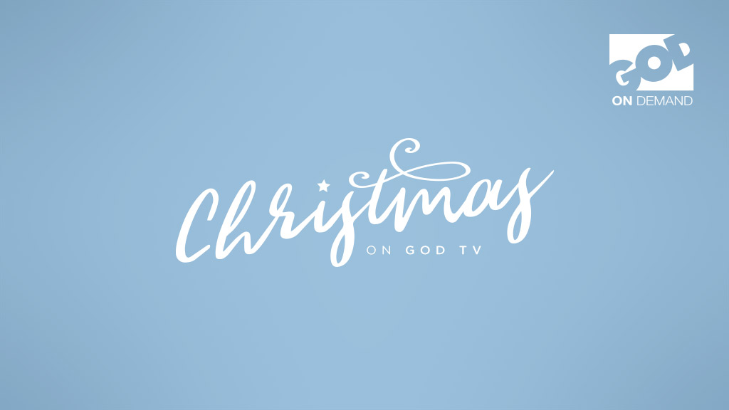 GOD TV Christmas Greetings