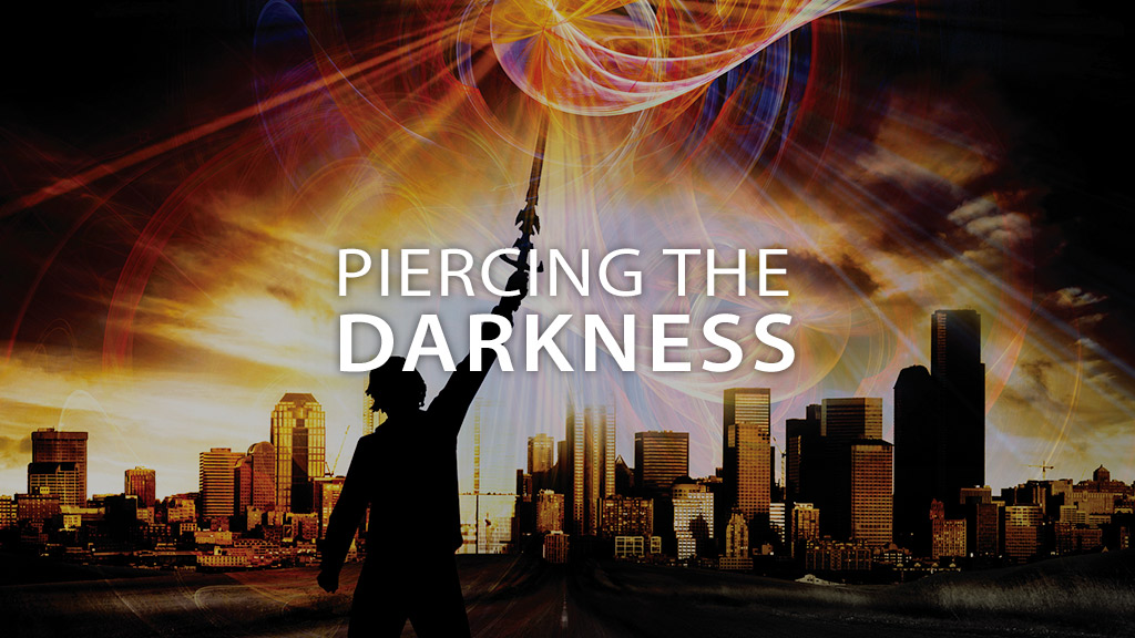 Piercing The Darkness Prophetic Conference